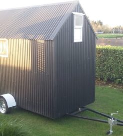 Caravan/tiny house in Cambridge, Waikato