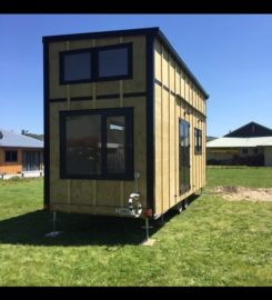 Tiny house on wheels