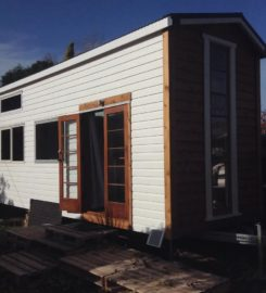 Living large in a Tiny House (Christchurch)
