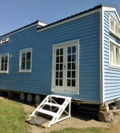 Near-new Tiny House on wheels