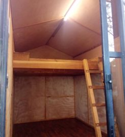 Cabin with Mezzanine