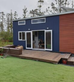 Pohutukawa tiny house for sale