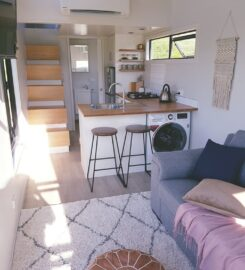 Tiny house for rent in Whakamarama