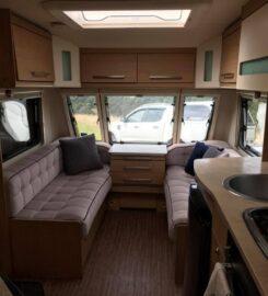 Elddis Rambler 2012 w Full Custom Awning