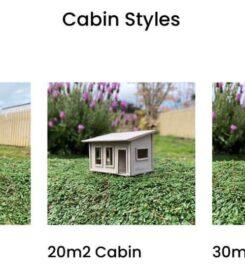 Refab Cabins