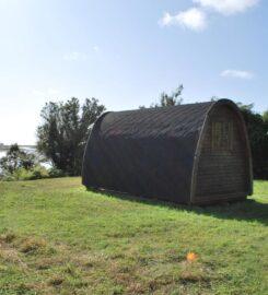 River & Trail Camping Pod